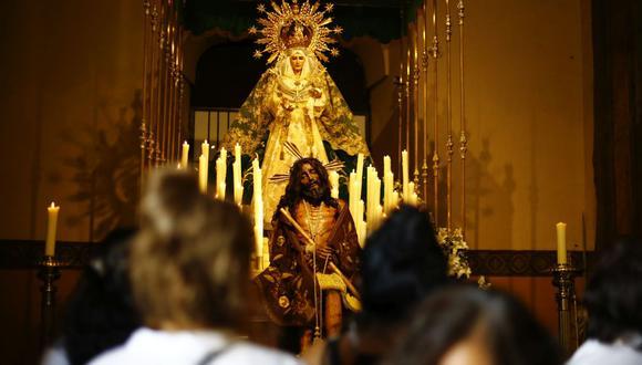Cada día de la Semana Santa se recuerda un pasaje de la vida de Jesucristo. (Foto: Hugo Curotto/ GEC)