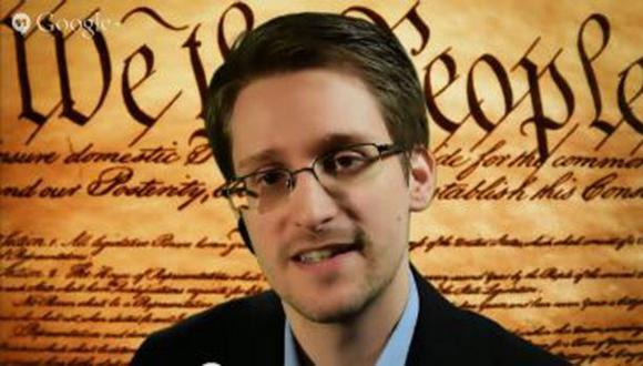 Edward Snowden zanjó la última polémica entre Trump y Clinton
