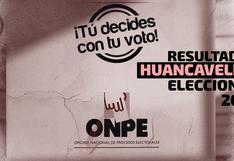 Resultados Huancavelica Elecciones 2021: Pedro Castillo encabeza la votación en la región, según conteo de la ONPE