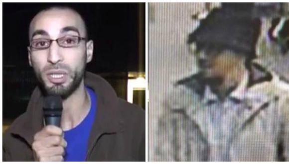 """El periodista señalado como el """"atacante del sombrero"""" [VIDEO]"""