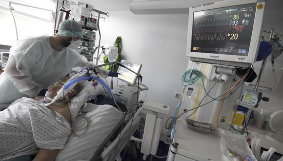 Coronavirus en Francia | Últimas noticias | Último minuto: reporte de infectados y muertos hoy, domingo 25 de octubre del 2020. (Foto: FREDERICK FLORIN / AFP).