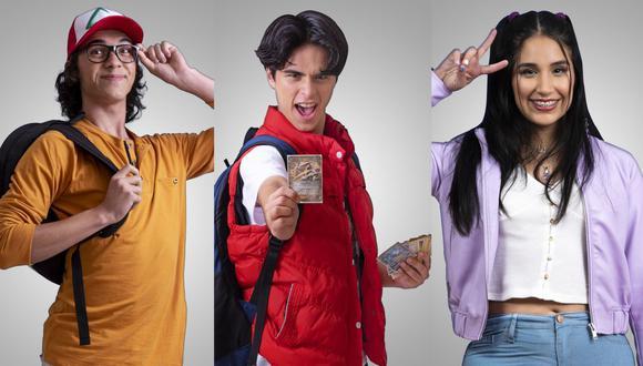 """Brando Gallesi, Thiago Vernal y Alejandra Egoavil son los protagonistas de Japan, el musical"""". (Foto: @japanelmusical)"""