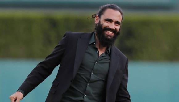 Sorín cumple promesa por título de Argentina de la Copa América 2021.