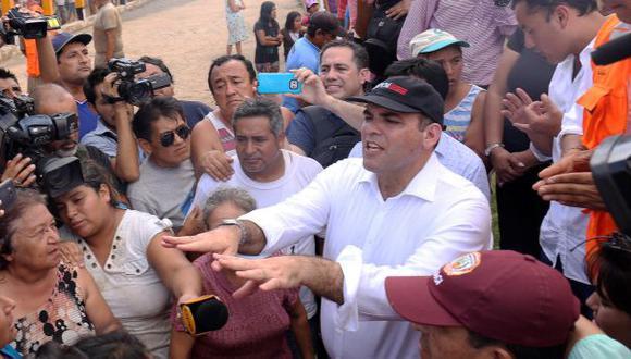 Zavala llama a evitar pánico en la población ante emergencias