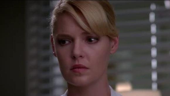 """Izzie fue uno de los personajes originales de """"Grey's Anatomy"""". Lamentablemente, la actriz se retiró bastante pronto del drama médico (Foto: ABC)"""