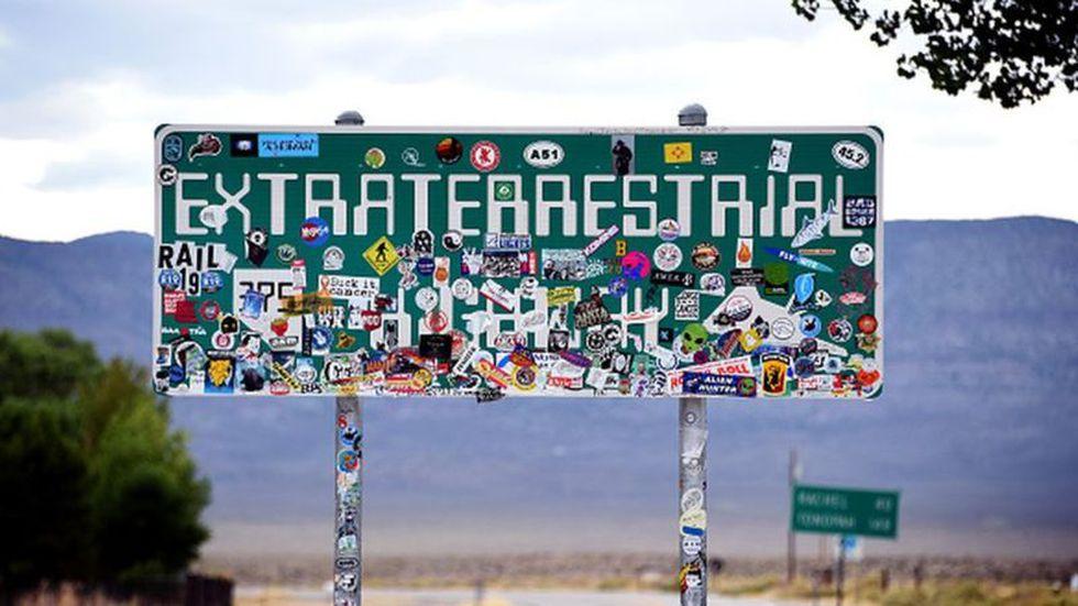 """Cerca de la base está la """"Autopista de los extraterrestres"""". (Foto: Getty)"""