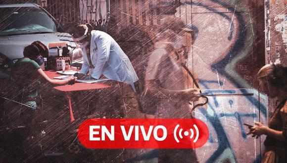 Coronavirus EN VIVO   Sigue aquí las últimas noticias y conoce las cifras actualizadas de casos positivos y muertos por la pandemia de Covid-19, hoy jueves 13 de agosto de 2020.  (Foto: El Comercio)