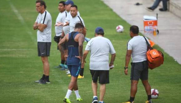Alianza Lima respondió así a los ataques contra Francisco Duclós. (Foto: Jesús Saucedo / GEC)
