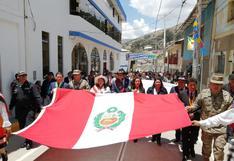 Apurímac: bisnieto de Miguel Grau e hijos de Chabuca Granda presentes en aniversario de la provincia de Grau