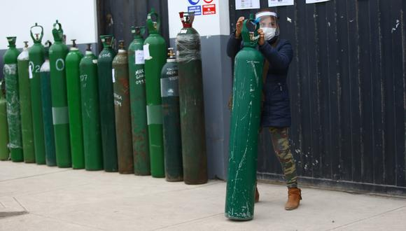 La demanda de oxígeno volvió a aumentar. (Foto: GEC)