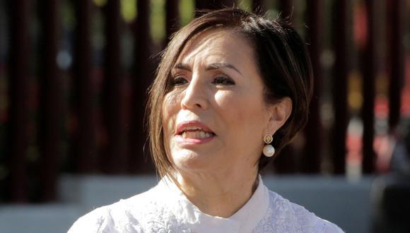 """Rosario Robles: Exfuncionaria del gobierno de Enrique Peña Nieto irá a prisión por el caso """"La Estafa Maestra"""". (Reuters)."""