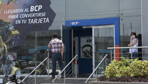 El BCP aclaró que aquellas personas que hayan solicitado la reprogramación de deudas previamente también podrán acceder al nuevo beneficio. (Foto: GEC)