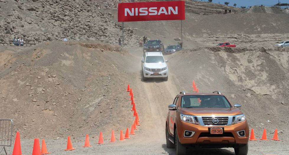 Nissan lanzó la pick up NP300 Frontier [Fotos] - 2