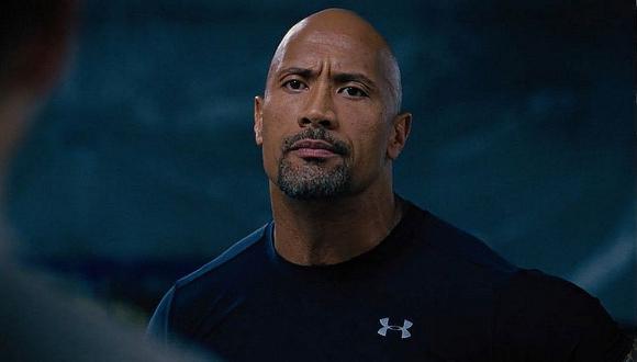 """El actor es fundamental en la franquicia. Universal incluso le dio su propia película junto con Jason Statham: """"Hobbs & Shaw"""" (Foto: Universal Pictures)"""