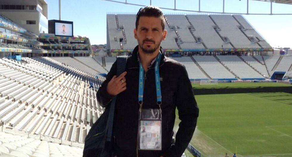 Periodista que falleció fue el primero en entrevistar a Messi