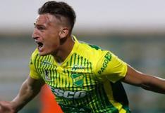 Defensa y Justicia ganó por penales a Palmeiras y ganó la Recopa Sudamericana