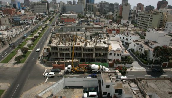 Audiencia de El Comercio: zonificación y desarrollo urbano