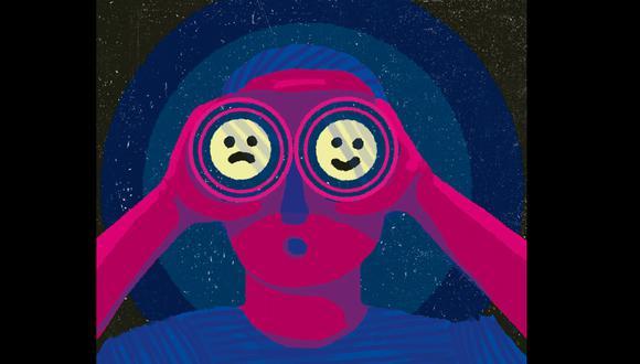 """""""El baúl de la felicidad"""", por Renato Cisneros. (Ilustración: Nadia Santos)"""