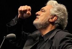 YouTube: el insólito final de una mujer que escuchaba a todo volumen a Plácido Domingo