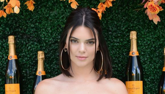 Los fans de Kendall Jenner quedaron impresionados al ver la imagen. (Foto: Getty)