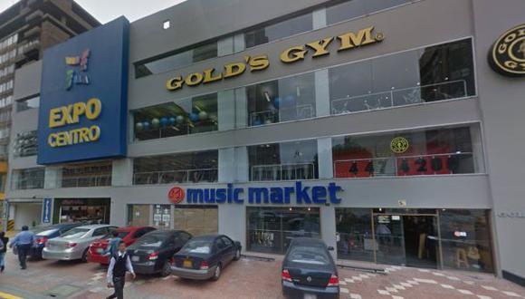Gold's Gym de Miraflores debe S/330 mil por alquiler