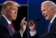 Trump vs Biden: el fact checking del segundo debate