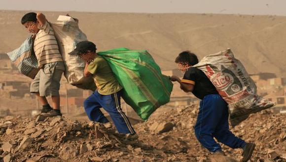 """""""No podemos pasar por alto la pobreza y la miseria en la que viven muchos peruanos"""". (Foto: GEC)"""