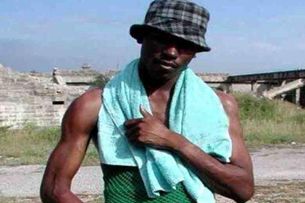 Esta es la imagen del popular personaje conocido como el 'negro de WhatsApp' | Foto: Captura / Diario As