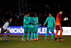Real Madrid vs. Unionistas: resumen, goles y postales del 3-1 merengue en la Copa del Rey [VIDEO]