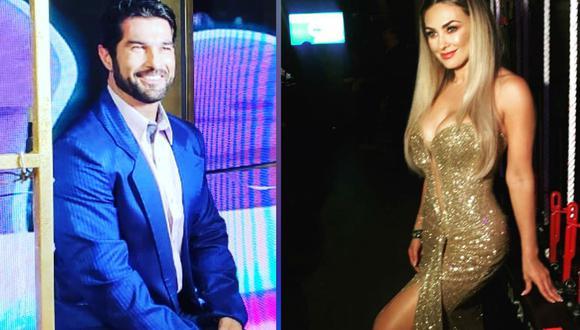 Actor decidió romper su silencio y habló sobre su relación con Aracely Arámbula.  (Fotos: Instagram)