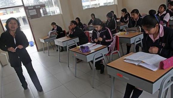 Minedu reconoció el error en textos de 3° de secundaria que ya han sido repartidos a colegios del país.