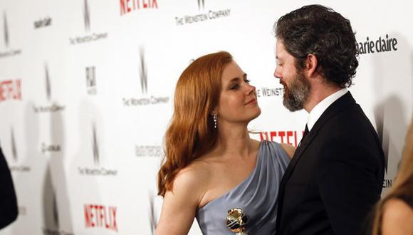 Amy Adams y Darren Le Gallo ya son marido y mujer