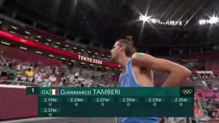 Tokio-2020: El italiano Lamont Marcell Jacobs sucede a Bolt en 100 metros