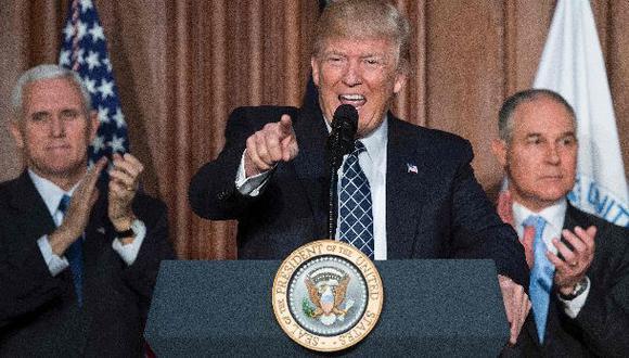 China pide a Donald Trump respetar el Acuerdo de París