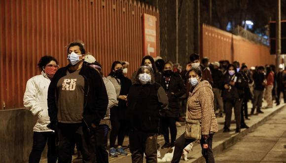La tercera vacunatón se desarrolló en 22 locales de Lima y Callao. (Foto: GEC)