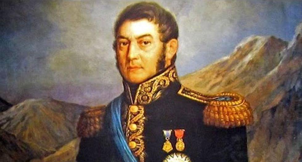 El general don José de San Martín recompensó por sus servicios en la guerra al irlandés Juan Thomond O'Brien. Le otorgó la Orden del Sol del Perú.