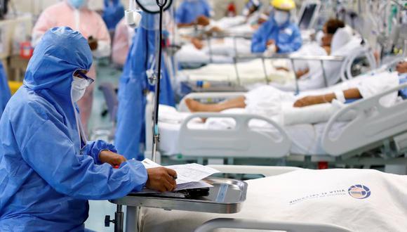 La implementación de los  Centros de Alto Flujo permite que los pacientes que presenten cuadro leve o moderado de COVID-19 no terminen en una cama UCI. (Foto: Referencial/Archivo GEC)