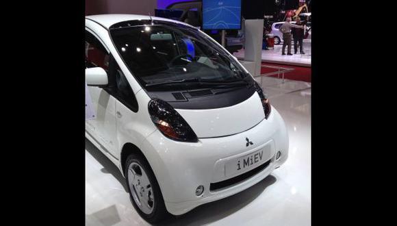 Autos eléctricos, lo más impresionante del salón Ginebra 2014