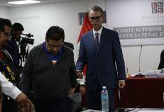 Juan Sotomayor y Víctor Albrecht cumplirán 36 meses de prisión preventiva por caso Rich Port II