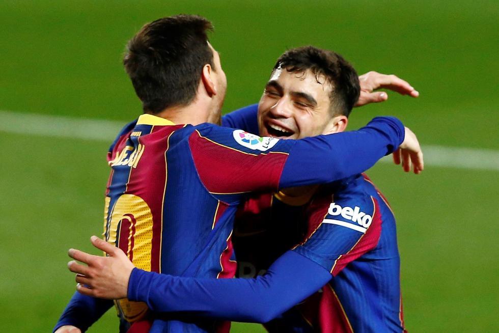 Barcelona enfrentó al Getafe por LaLiga Santander