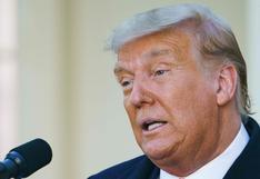 Trump dice entregas de vacunas para coronavirus comenzarán la próxima semana