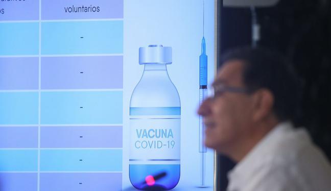 Vacuna COVID-19: los acuerdos alcanzados un mes después del anuncio del Gobierno. (Foto: Presidencia de la República)