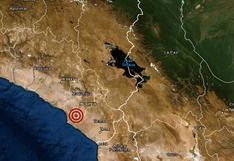 Moquegua: sismo de magnitud 5,2 se reportó en Ilo, señala IGP