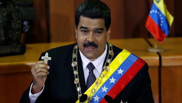 Maduro rinde cuentas sobre su gestión en la crisis