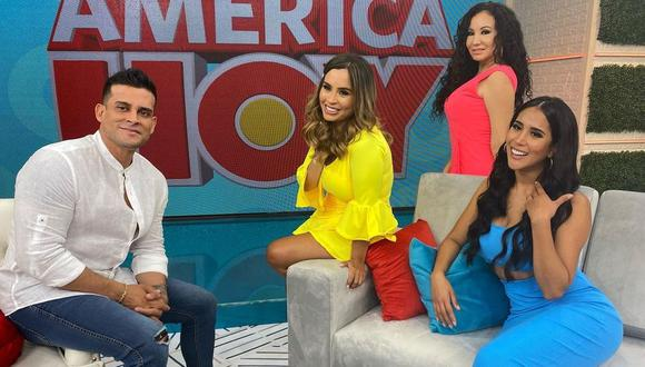 """Christian Domínguez se compara con Melissa Paredes y ella marca distancia: """"Entre tú y yo hay una brecha"""". (Foto: Instagram)"""