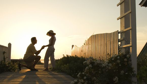 ¿Propondrías matrimonio en San Valentín? Mira estas 10 ideas