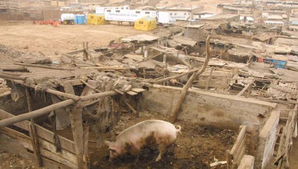 SJM: declaran en emergencia Nueva Rinconada en Pamplona Alta
