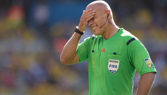 """Howard Webb afirmó que el VAR ha conseguido una """"tasa de precisión del 98,35% de aciertos"""" en la MLS   Foto: AFP"""