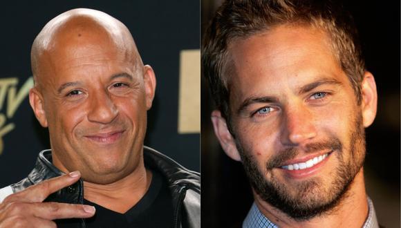 Paul Walker habría cumplido 47 años este 12 de septiembre y Vin Diesel lo recuerda en redes sociales. (Foto: JEAN-BAPTISTE LACROIX/HECTOR MATA/AFP)