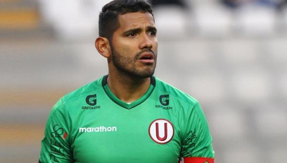 Raúl Fernández (Foto: USI)